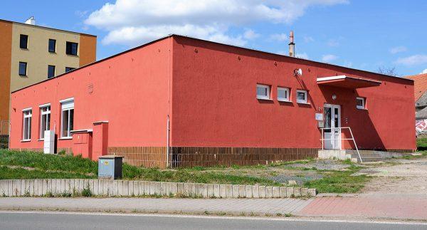 sídlo akreditované laboratoře Gradus