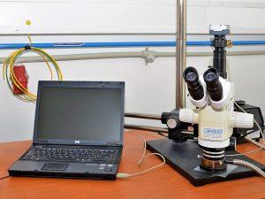 binokulární stereomikroskop STM 712